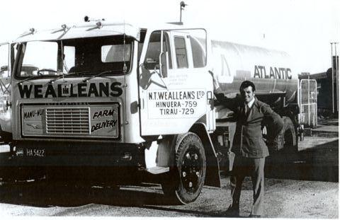 Wealleans History
