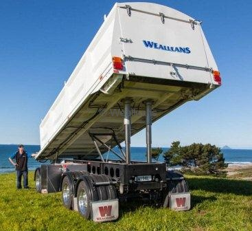 Wealleans Bay of Plenty Automat Trailer